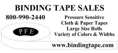 Binding Tape Sales