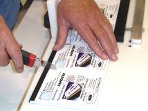 EZ Tape Cutting